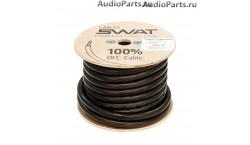 SWAT APS-0B /силовой кабель 0Ga/50мм-15м/кат.черный(-)/