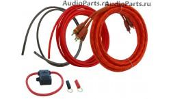 INCAR PAC-410/набор проводов для подкл. 4х кан. усилителя 10Ga/