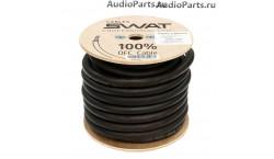 SWAT APS-00B /силовой кабель 00Ga/70мм-15м/кат.черный(-)/