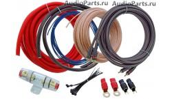 INCAR PAC-204 /набор проводов для подкл. 2х кан. усилителя 4Ga/