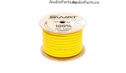 SWAT APS-02Y /силовой кабель 2Ga/35мм-20м/кат.жёлтый(+)/