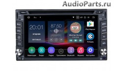 "FlyAudio G1201 Nissan Universal 6,2"""