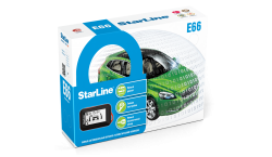 Автосигнализация StarLine E66 2CAN+2LIN BT ECO