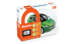 StarLine E96 BT 2CAN+2LIN ECO