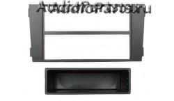 Рамка AUDI A6 (4B) 02+, Allroad 2/1din (широкая)