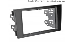 Рамка AUDI A6 (4B) 02+, Allroad 2din (крепеж)