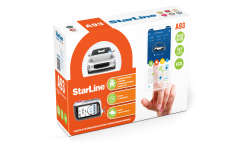Автосигнализация StarLine A93 2CAN+2LIN GSM ECO