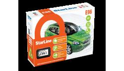 Автосигнализация StarLine E96 BT 2CAN+2LIN 2SIM GSM GPS