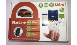 StarLine S96 BT GSM/GPS Ver.2