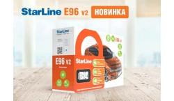 StarLine E96 BT GSM/GPS Ver.2